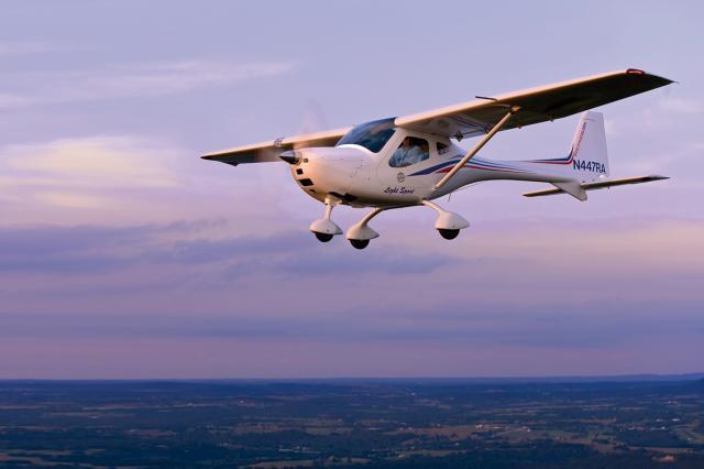 REMOS Aircraft, REMOS light sport aircraft. - YouTube